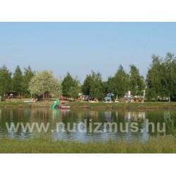 Kemping dla naturystów Sziksósfürdo - Kiskundorozsma