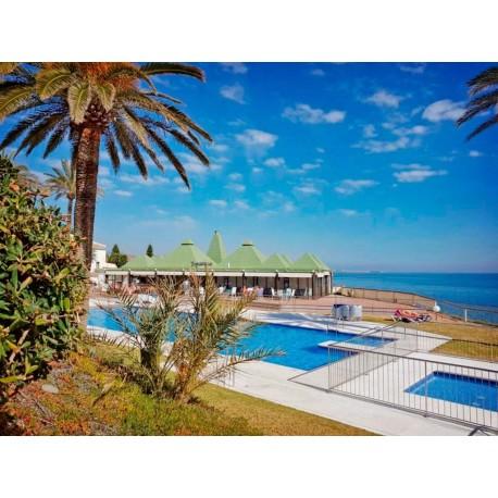 Ośrodek dla naturystów Costa Natura - Estepona / Costa del Sol / Andaluzja