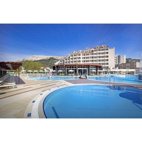 Chorwacja -  Corinthia Baśka Sunny Hotel by Valamar*** - Baśka / Krk / Kwarner