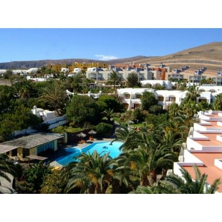 Ośrodek dla naturystów Monte Marina - Jandia / Fuerteventura / Wyspy Kanaryjskie
