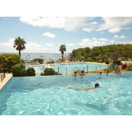 Ośrodek dla naturystów La Chiappa - Porto Vecchio / Korsyka